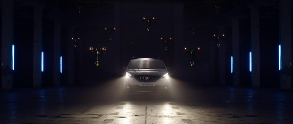 Peugeot – The Drones